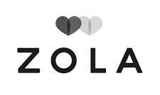 Zola Weddings logo