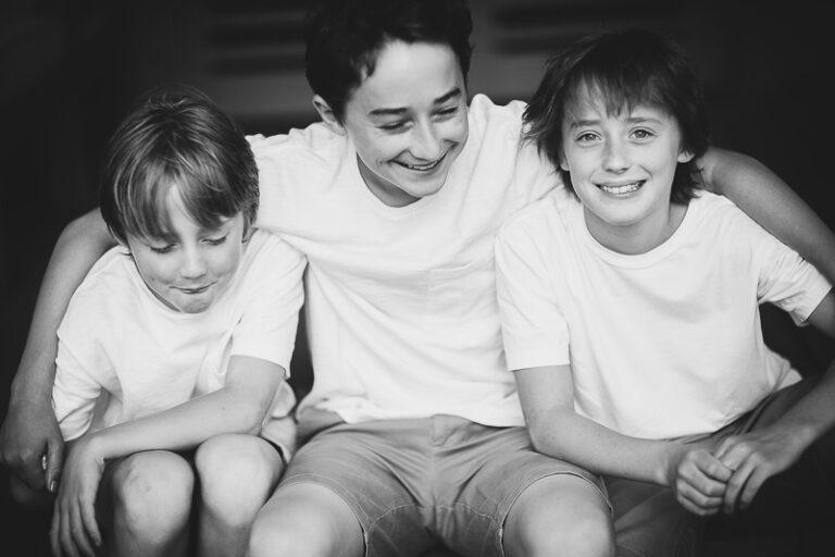 Three boys Greensboro Vermont Family Portraits LINDSAY RAYMONDJACK_010